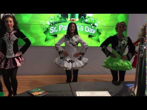 Saint Patrick's Day Celebration at DSE 2016