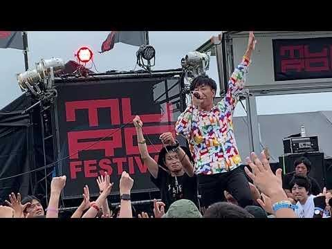 PAN【MURO FESTIVAL 2019「ギョウザ食べチャイナ」「直感ベイベー」】幕張海浜公園Gブロック特設会場 2019.7.21