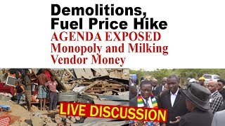 31/01/19 Army Killings, Demolitions, Protests, Fuel Price, CITIZEN PUNISHMENT EXPOSED - DISCUSSION