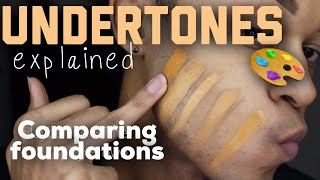 Undertones (Finally) Explained   Finding My PERFECT Foundation Shade