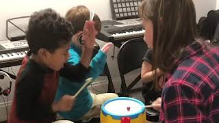 Music class for children of 4-7 ages - YouTube