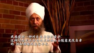 Kundalini Yoga and Chinese Spirituality - with Chinese subtitles