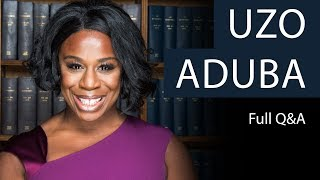 Uzo Aduba | Full Q&A | Oxford Union