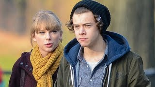 Harry Styles Ignores Taylor Swift -- Relationship Update!?!
