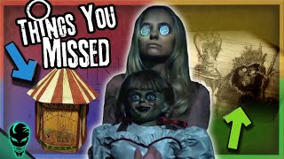 29 Things You Missed in Annabelle Comes Home (2019)