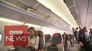 Germanwings plane crash: Pilot 'locked out of cockpit' - BBC News