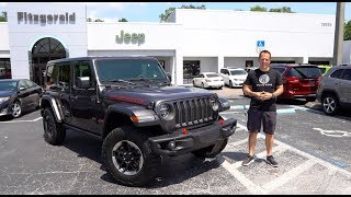 Is the 2019 Jeep Wrangler Rubicon WORTH the PRICE?