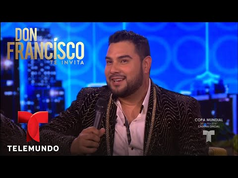 Llega la Banda MS a Don Francisco Te Invita | Don Francisco Te Invita | Entretenimiento