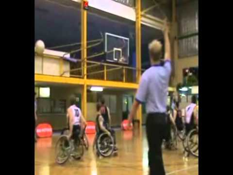 Wheelchair Sports WA - Highlights 2012
