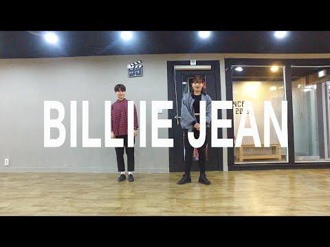 Billie Jean - Michael Jackson / Choreography by Cherry [Begginer's Class]