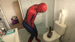 Spider-Man Pranked By Thor | Far From Home