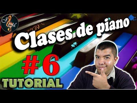 Clases de piano #6