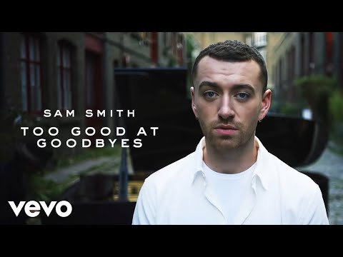 08. Sam Smith - Too Good At Goodbyes