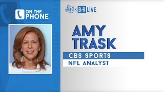 CBS Sports' Amy Trask Talks Raiders, Kaepernick & More with Rich Eisen   Full Interview   11/14/19