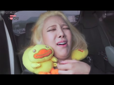 SNSD HyoYeon Funny Moments | Part 8