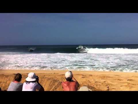 Slash Surf School Gijón en el Pipeline Masters 2010 Teaser