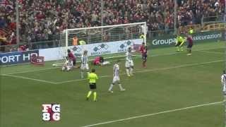 Genoa-Udinese 1-0 | 25° giornata | Serie A 2012-2013