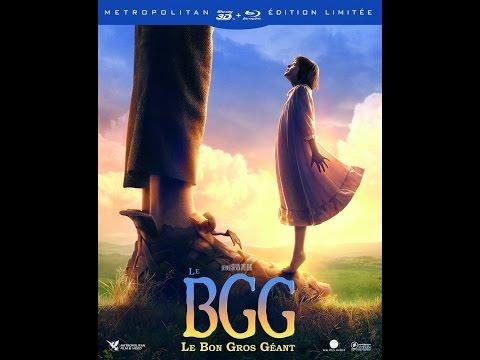 The BFG (2016) in 3D