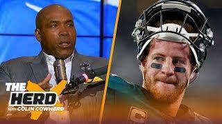 Former Eagles LB Seth Joyner talks Carson Wentz, previews Thursday Night Football   NFL   THE HERD