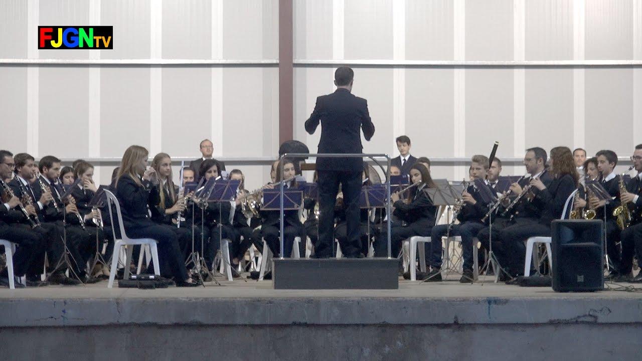 Concierto AMA Santa Cecilia - La Vilavella (23-04-2017)