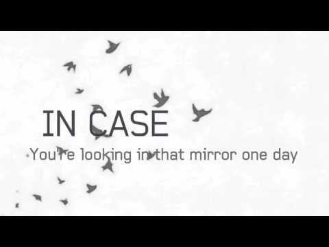 Demi Lovato   In Case Lyrics Video)