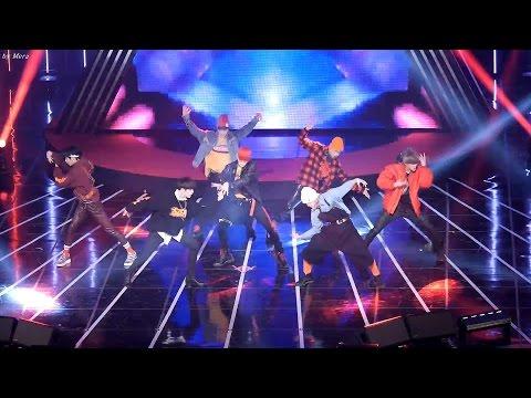 161116 NCT 127 - 소방차 (Fire Truck) [전체] 직캠 Fancam (Asia Artist Awards) by Mera