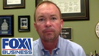 Mulvaney on stimulus: Not having legislation before August recess 'surprised me'