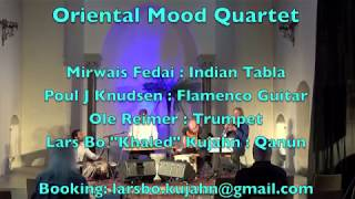 Oriental Mood - Oriental Mood quartet womex 18