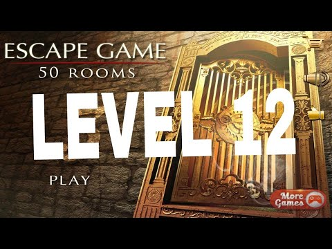 Escape The 100 Rooms 2 Level 12 Can You Escape The 100