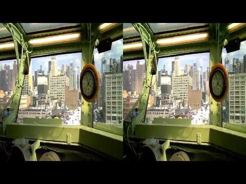 Intrepid: Sea, Air & Space Museum in Stereo 3D (YT3D) [Part 3]
