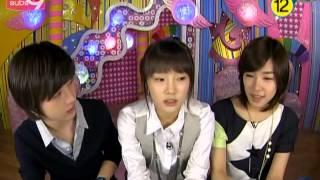 [03.21.08] Tiffany's Sonyeon Sonyeo Gayo Baekso - Taeyeon guesting (eng sub)