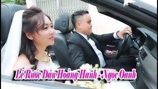 lễ rước dâu bằng siêu xe mui trần hoành tráng nhất vĩnh phúc tại lễ thành hôn hoàng hanh - ngọc oanh