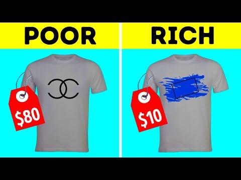 """18 правила што ги следат богатите, а """"обичните"""" луѓе ги игнорираат"""