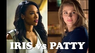 Iris West-Allen vs Patty Spivot : How Barry Treats Them Differently [THE FLASH]⚡️