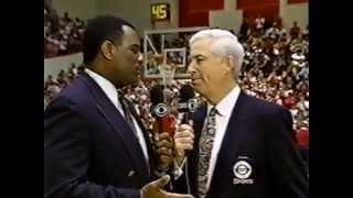 Indiana vs Purdue - 2/21/1993 (Radio Version)