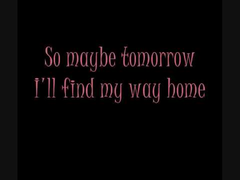 Stereophonics - Maybe Tomorrow lyrics