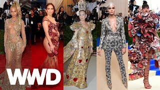 Met Gala Red Carpet All-Stars, From Beyoncé to Madonna | WWD