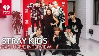 "Stray Kids On Creating The English Versions Of Their Singles ""Levanter,"" ""Double Knot"" + More!"