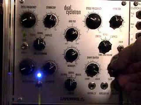 Livewire Dual Cyclotron Demo