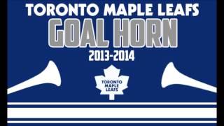 Toronto Maple Leafs Goal Horn 2013 2014 ᴴᴰ