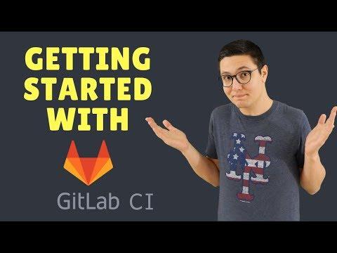 Gitlab CI pipeline tutorial for beginners