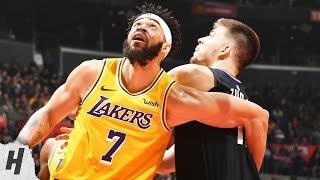 Los Angeles Lakers vs Los Angeles Clippers - Full Game Highlights | April 5, 2019