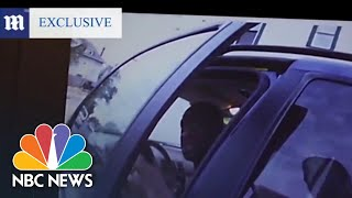 Newly-Released Bodycam Videos Show First Moments Of George Floyd's Fatal Arrest   NBC Nightly News