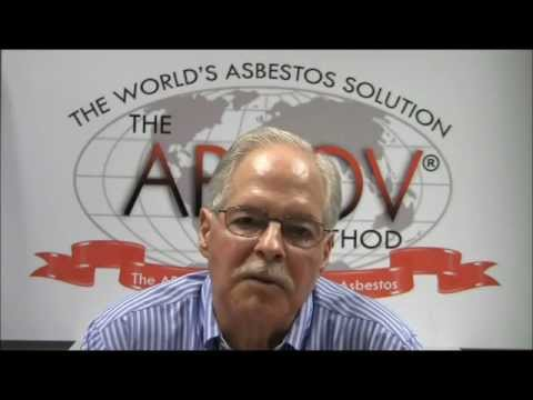 The ABCOV® Method, Asbestos Destruction