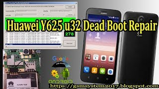 Huawei Dead Boot Tool Full