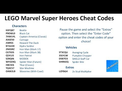 Pictures of <b>Lego Marvel Superheroes</b> Star Lord <b>Cheat Code</b> ...