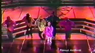 Donna Kapag Tumibok Ang Puso with Viva Male Dancer
