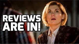 Early 'Doctor Who' Reviews Are In! - Doctor Who Discussions