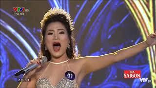 Glitter and be gay (Lê Thị Nhung) | Chung kết xếp hạng Sao mai 2017