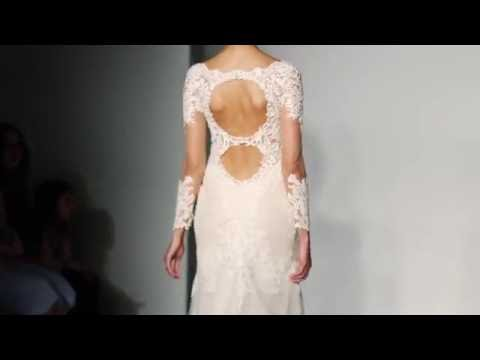Sottero and Midgley Amélie Collection - #NYBFW Runway